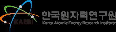 한국원자력연구원 로고